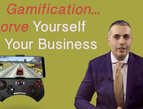 Using Gamification To Improve Yourself And Your Work