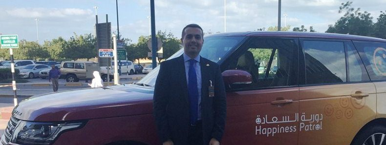 Dr. Rassel Kassem, Happiness Patorl